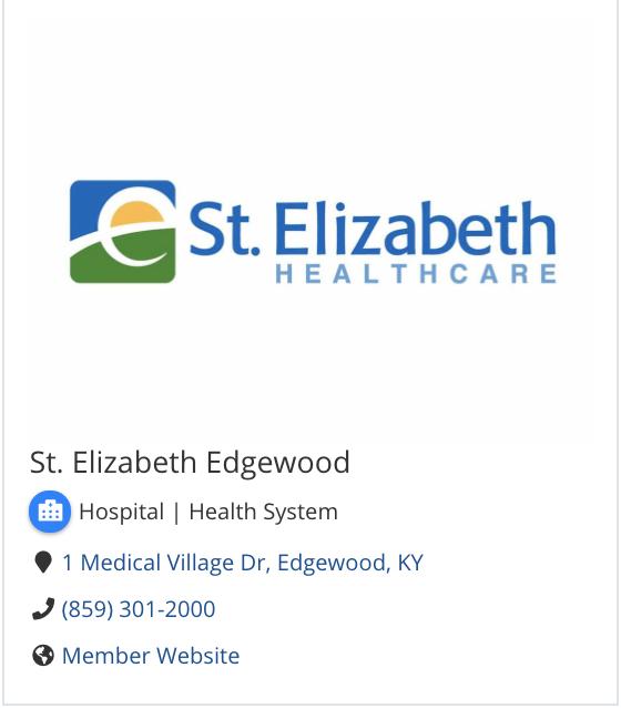 St. Elizabeth logo
