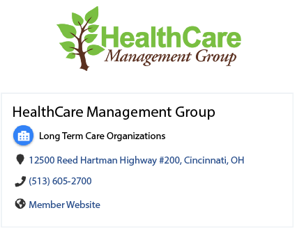Healthcare Management Group Info Card