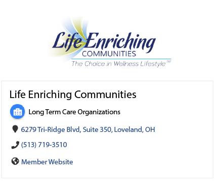 Life Enriching Communities Info Card